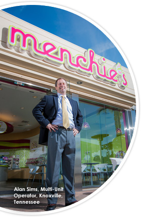 Open a Menchie's Franchise