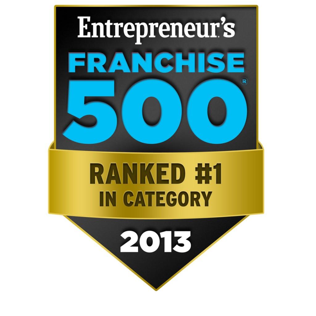 Menchie's #1 Ranked Franchise by Entrepreneur Magazine