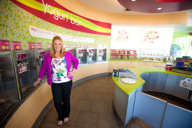 froyo franchise opportunities