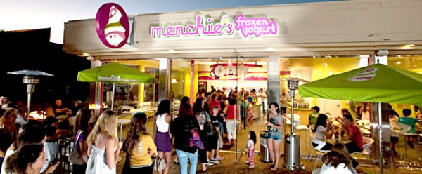 Menchie's Self-Serve Frozen Yogurt