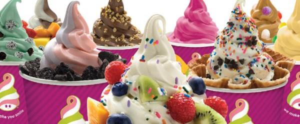 Menchie's Frozen Dessert Flavors