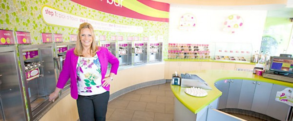 Own Your own Frozen Yogurt Franchise