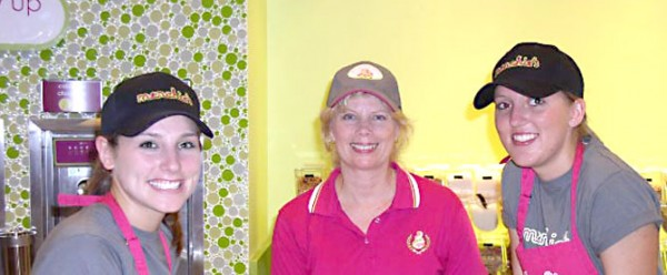 Menchie's Franchisee and Employees