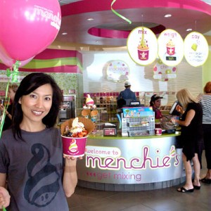 Menchie's Grand Opening