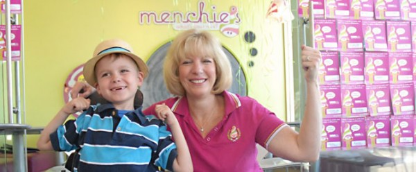 Menchie's Froyo Franchise Support