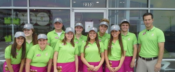 Menchie's Franchise Team