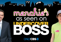 Menchie's on Undercover Boss