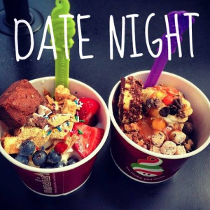 Menchie's Frozen Yogurt franchise is a great hang, for date nights, family fun or whatever you like to do.