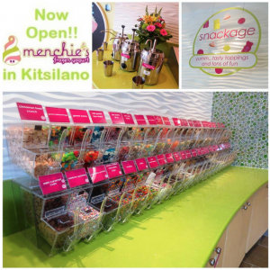 The Menchie's frozen yogurt franchise in Kitsilano, Vancouver, BC, is our 400th location.