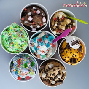 Menchie's lets guests be the masters of their own mixes!