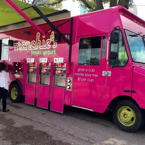 frozen food truck for sale