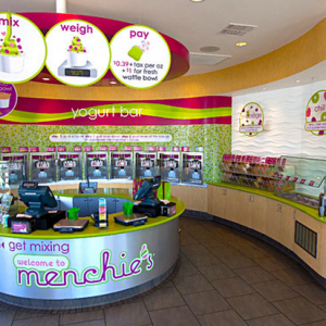 Menchie's frozen yogurt franchise has attracted much national media attention. CEO Amit Kleinberger was twice featured on the hit CBS show Undercover Boss, and numerous magazines and newspapers have published stories about the growing brand.