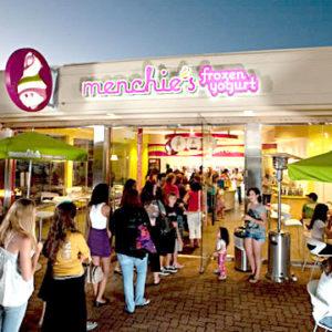 Menchie's franchise